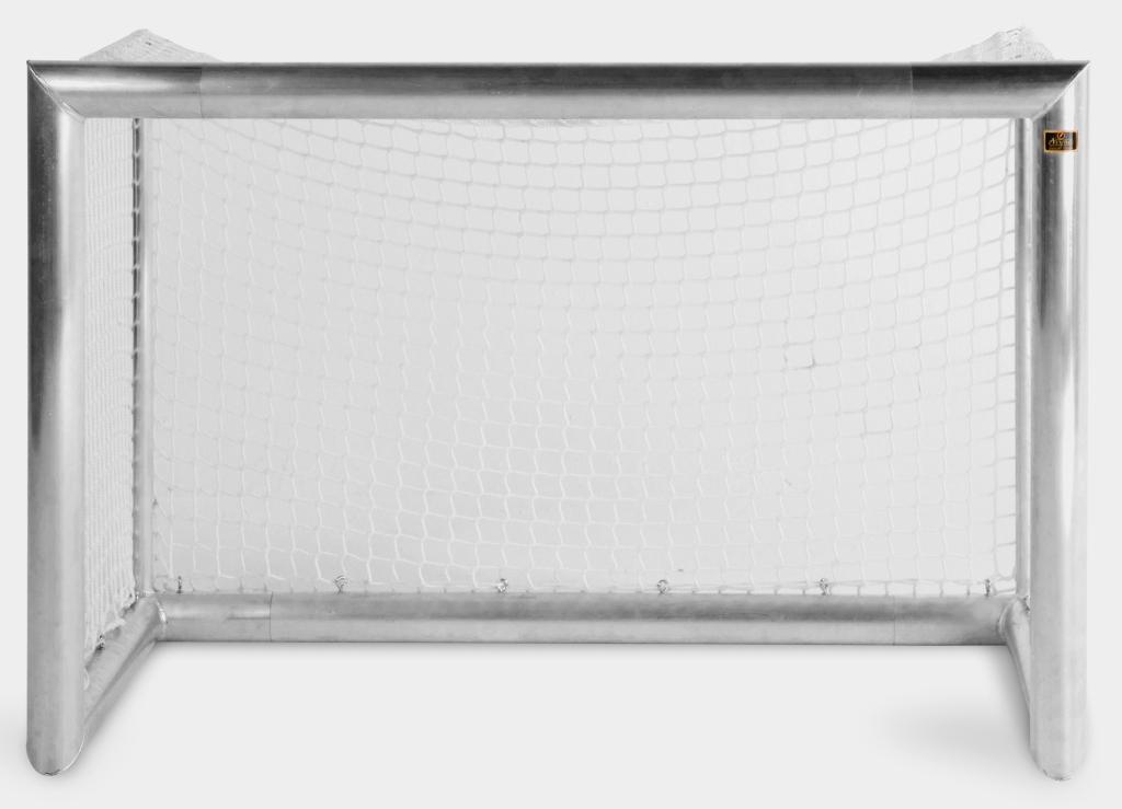 aluminium fu balltor mit netz 1 5m x 1m f r outdoor spielfuchs online shop f r spielzeug und. Black Bedroom Furniture Sets. Home Design Ideas