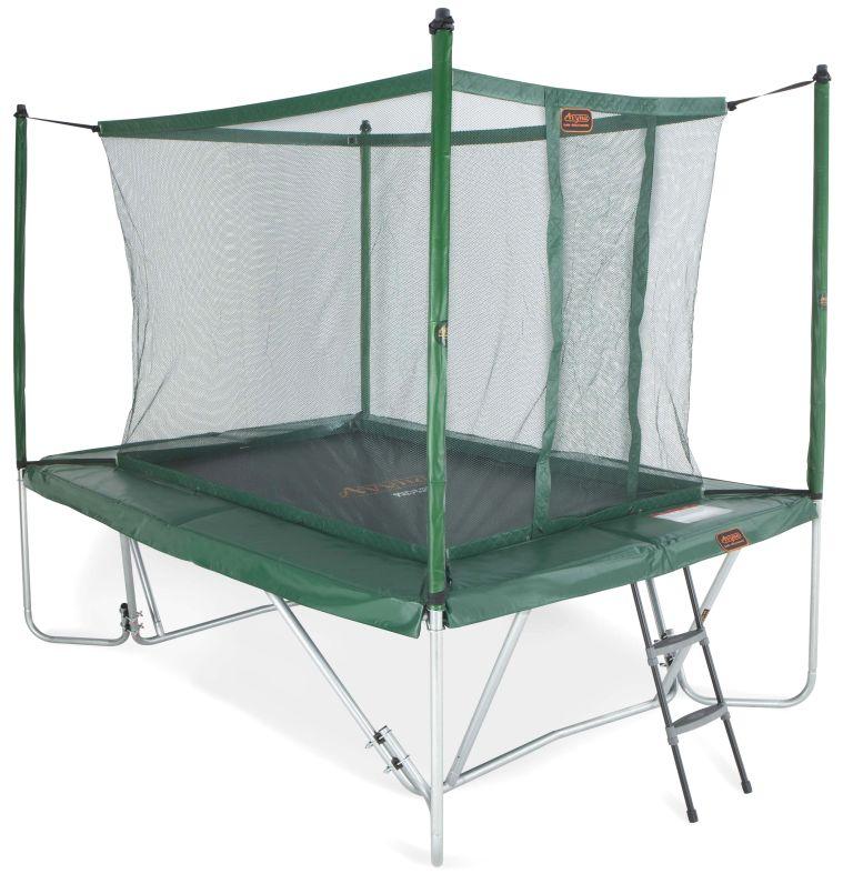 trampolin eckig trampolin spielwaren online shop. Black Bedroom Furniture Sets. Home Design Ideas