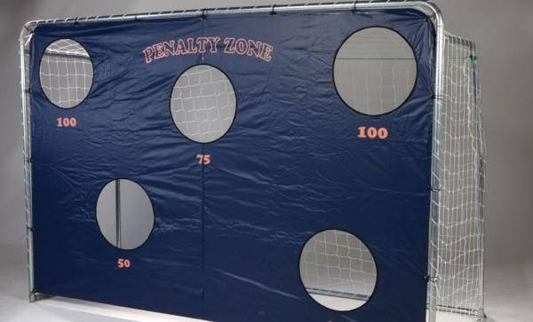 Fußballtor mit Netz und Torwand 3m x 2m