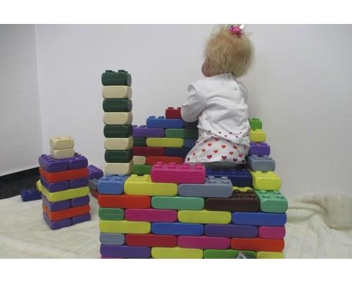 Play-Blocks Fantasie, Spielbausteine, Spielsteine, Jumbo Bausteine